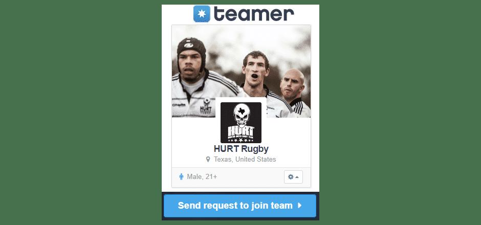 Teamer App